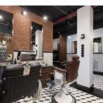 barber fotel
