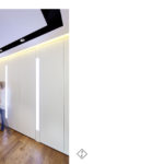 duża szafa w korytarzu