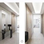 elegancki korytarz